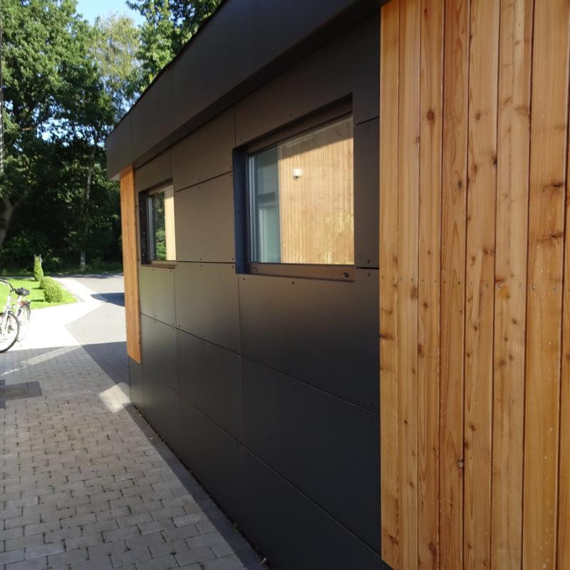 wetterfeste hpl fassaden schichtstoffplatte g nstig online. Black Bedroom Furniture Sets. Home Design Ideas