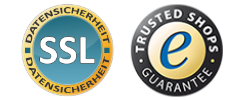 SSL-Siegel und Trusted Shops Siegel